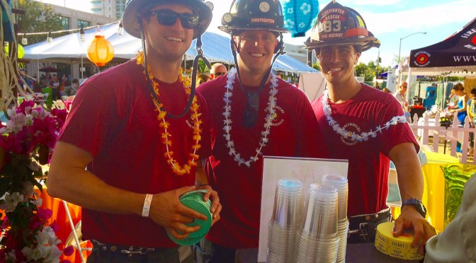 "2017 Firefighter's ""A Tropical Affair"""