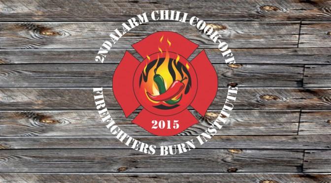Second Alarm Chili Cook-Off 2015