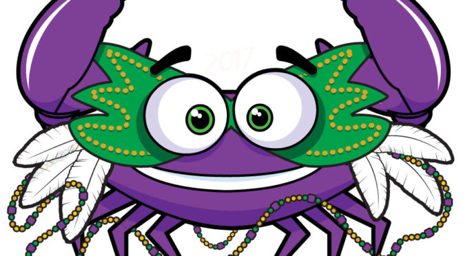 2018 Mardi Gras Crab Feed & Cajun Boil