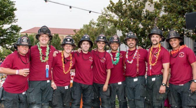"2018 Firefighter's ""A Tropical Affair"""